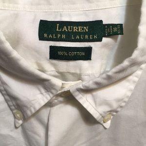 Lauren by Ralph Lauren Classic Men's Dress Shirt